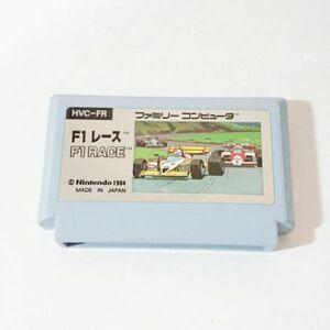 FC F1レース【動作確認・清掃済・同梱可】ファミコン
