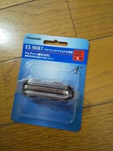 新品未開封品パナソニックラムダッシュ 電気シェーバー 替刃ES9087 Panasonic送料込み値下げ不可商品