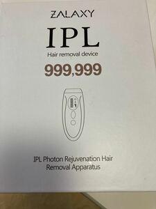 ザラクシー 脱毛器 レーザー 永久脱毛 IPL光脱毛器 99万回照射 5段階 2つモード 全身脱毛 男女兼用 日本語説明書付き