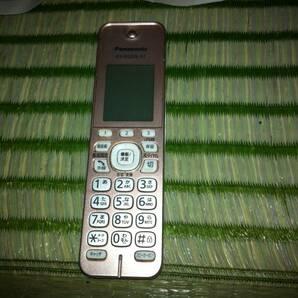 パナソニック 電話子機 KX-FKD506-N1 ジャンク品
