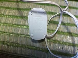 パナソニック Panasonic EWDL22W7657 電動歯ブラシ用 充電ACアダプター