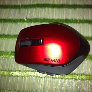 バッファロー BSMBB500M ワイヤレスマウス
