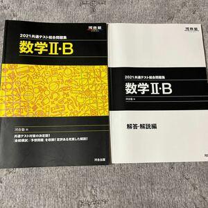 共通テスト総合問題集数学2B 2021/河合塾数学科