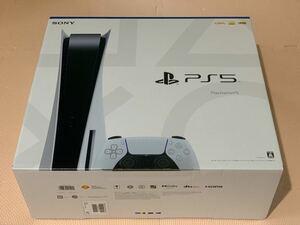 SONY プレイステーション5 新品 未使用 未開封 PS5 PlayStation5 本体 CFI-1100A01
