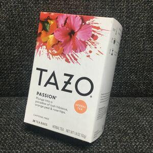 TAZO tea★タゾ ティー★パッション★スタバ
