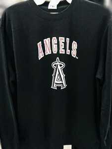 即決 MLB ロサンゼルス・エンゼルス メンズ裏起毛トレーナー【3L】新品タグ付き 大谷翔平 Los Angeles Angels