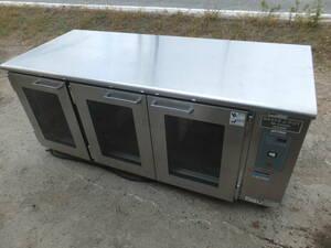 アンナカ 台下型遠赤外線温蔵庫(ガラス扉) NB-510DEG 業務用 引き取り限定