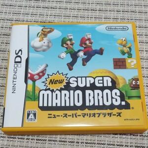 Newスーパーマリオブラザーズ DSソフト ニンテンドーDS