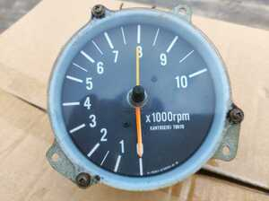 B110 A12 Nissan sport corner presently NISMO Sanitora Sunny Tomei A14 out of print valuable B210 B310 race for tachometer retro old car