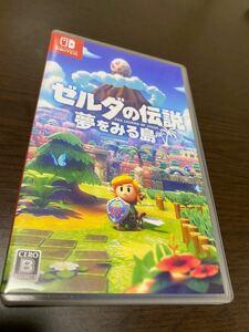 任天堂スイッチ ゼルダの伝説 夢をみる島 パッケージ版