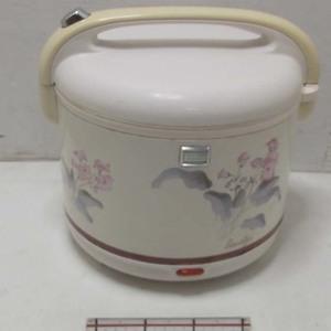 昭和レトロ: 日立家電 WZ-184 電子ジャー 保温のみ 1.8L 50W