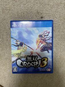 無双OROCHI 3 PS4ソフト