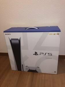 新品 未開封 PS5 PlayStation5 プレイステーション5 本体ディスクドライブ搭載モデル CF1-1100AO1 送料込み