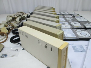 SCSI out attaching hard disk 10 pcs other together * pickup warm welcome [ three-ply prefecture ]