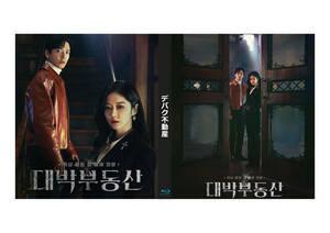 テバク不動産 Blu-ray版 (1枚SET)《日本語字幕あり》 韓国ドラマ