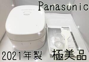 【未使用に近い】Panasonic 炊飯器 2021年製 SR-UNX101