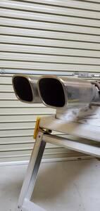 ヴェルファイア アルファード 20 ANH20W モデリスタ スポーツマフラー 廃盤 希少 純正 オプション 2AZFE