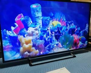 奉仕品 高画質4K対応 東芝レグザ 43 J10X 無線LANでYouTube HDD録画 他 売り切ります