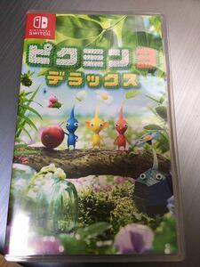 Nintendo switch ピクミン3 デラックス スイッチ