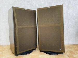 動作保証 SONY ソニー SS-G7 フロア型スピーカーシステム 大型重量級スピーカー ペア オーディオ機器 音響機器 /L3-8303