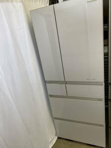 パナソニックパナソニック6ドア冷蔵庫/冷凍庫NR-SPF453X-N450L2018年製確認済み動作中古品
