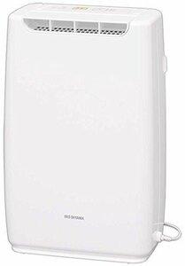 ホワイト ホワイト アイリスオーヤマ 衣類乾燥コンパクト除湿機 タイマー付 静音設計 除湿量 2.0L デシカント方