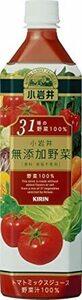 【期間限定】915g×12本 PET 小岩井 無添加野菜 31種の野菜100% (915g×12本)E4F4CPVQ