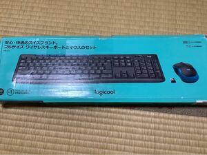MK275 ロジクール ワイヤレスキーボード マウス セット unifying レシーバー付き
