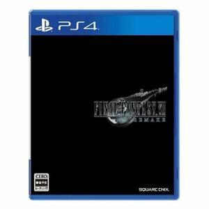 PS4 FF7 ファイナルファンタジー7 ff7 リメイク