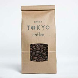 200g TOKYO COFFEE 東京コーヒー オーガニック ブレンド 自家焙煎コーヒー コーヒー豆 (豆のまま 200g (