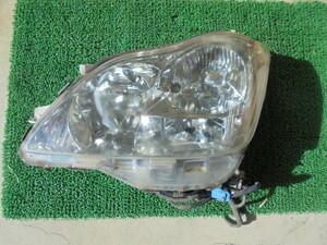 8DA2695CA10-6 ) クラウンロイヤルサルーン GRS180 後期型 純正ヘッドライト左 スタンレー2598