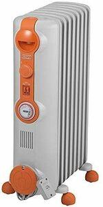 未開封☆DeLonghi デロンギオイルヒーター オイルヒーター JR0812-OR TH-300R 暖房器具