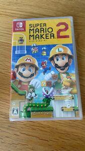 【新品・未開封】【Switch ソフト】 スーパーマリオメーカー 2 SUPER MARIO MAKER 2
