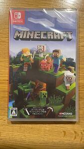 【新品・未開封】【Switch ソフト】Minecraft (マインクラフト)