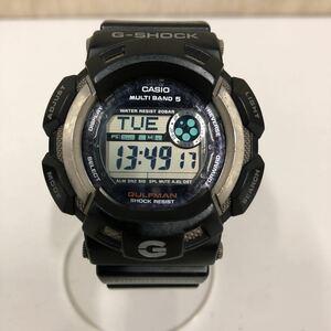 【CASIO】カシオ★腕時計 G-SHOCK GULFMAN ガルフマン GW-9100-1JF 10
