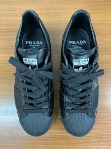 プラダ adidas コラボシューズ