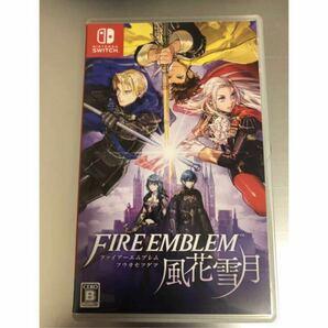 ◆送料無料◆ファイアーエムブレム 風花雪月 Nintendo Switch ニンテンドースイッチ FE 「初回限定カード同梱」