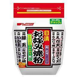さんきん〓日清 お好み焼粉 500g