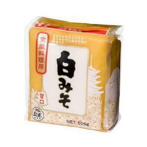 さんきん〓ハナマルキ 京風白みそ 500g 味噌