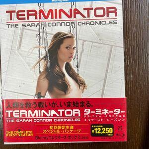 ターミネーター:サラコナー クロニクルズ ファーストシーズン コレクターズボックス [Blu-ray]