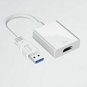 新品 目玉 USB 最新 R-BQ HDMI 変換アダプタ USB3.0 5Gbps高速 HDMI ケ-ブル 変換 USB HDMI ケ-ブル HDMI 変換 パソコン USB to HDMI