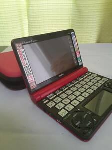 t27 CASIO 電子辞書 EX-WORD DATAPLUS7 XD-N6500 美品