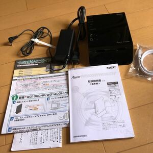 Aterm 無線LANルーター NEC WG1800HP WG1800HP2 無線LAN WF1200HP Wi-Fi