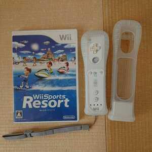 任天堂 Wiiソフト Wiiリモコンプラス Wii Sports Resort