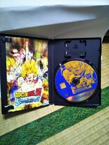 ドラゴンボールZ PS2ソフト