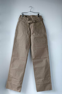 DJANGO ATOUR (ジャンゴアトゥール) TANKER WORK PARAFFIN PANTS LLサイズ (検)フレンチ ヴィンテージ モーターサイクルパンツ