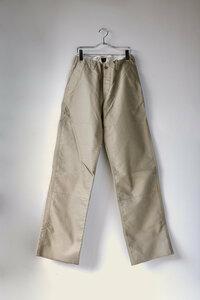 DJANGO ATOUR (ジャンゴアトゥール) FRENCH FARMERS MOLESKIN PANTS Lサイズ (検)フレンチヴィンテージ モールスキン