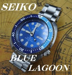 ★激レア ★SEIKO セイコー プロスペックス ダイバーズ SRPB11K1 4R36-06A0 ブルーラグーン 海外限定モデル 逆輸入 メンズ ウォッチ 腕時計