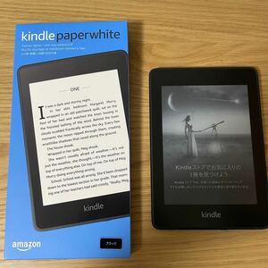 Kindle Paperwhite Wi-Fi 8GB 第10世代 広告あり ブラック