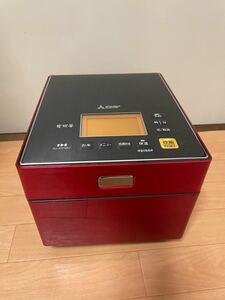 三菱IHジャー炊飯器  蒸気レス 炊飯器5.5合